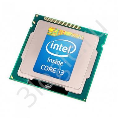 Процессор Core i3-8100 4 Cores, 4 Threads, 3.6GHz, 6M, DDR4-2400, ECC, Graphics, 65W, OEM