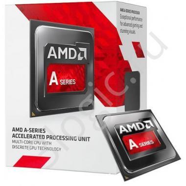Процессор A8 9600 AM4 65W 3,4Gh, BOX