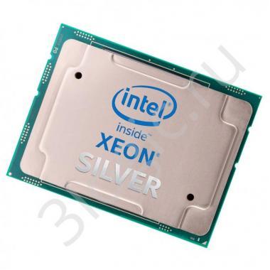 Процессор Xeon® Silver 4214 12 Cores, 24 Threads, 2.2/3.2GHz, 16.5M, DDR4-2400, 85W