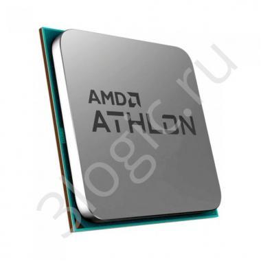 Процессор Athlon 220GE AM4 35W 3,4Gh, Radeon Vega Graphics,OEM {12}