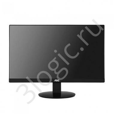 """Монитор 23,8"""" AOC I2480SX (00/01) Value Line Black (IPS, 1920x1080, D-sub+DVI, 5 ms, 178°/178°, 250 cd/m, 20M:1)"""