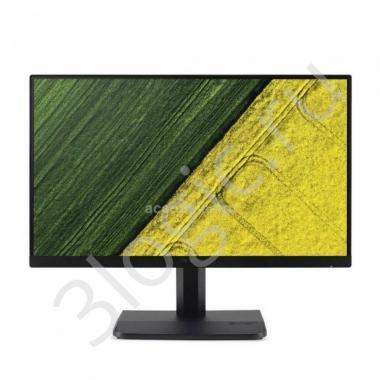 """Монитор 21,5"""" ACER ET221QBI Black (IPS, 1920x1080, D-sub+HDMI, 4 ms, 178°/178°, 250 cd/m, 100M:1), (223867)"""