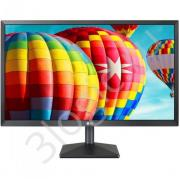 "Монитор 23,8"" LG 24MK400H-B Black (TN, 1920x1080, D-sub+HDMI, 2 ms, 170°/160°, 300 cd/m, 1000:1)"