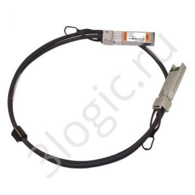 Кабель ACD-SFP+ 10G COPPER 1M,  прямого подключения медный, DAC Copper cable, 10G, SFP+ -to- SFP+, 1M (6705060-100)