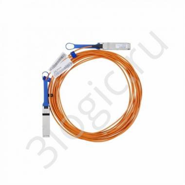 Кабель MC220731V-025   Mellanox® active fiber cable, VPI, up to FDR/56 GbE, QSFP+, 25m