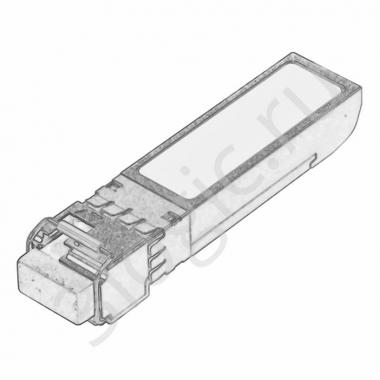 Волоконно-оптический приемопередатчик FT-SFP+-ER1-40-D Трансивер  10G, SFP+, LC SMF 40km, 1310nm DBF laser, Fibertrade, OEM
