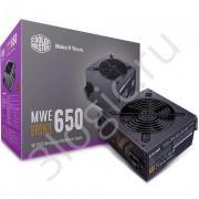 Блок питания Bad Pack MWE Bronze V2 650 MPE-6501-ACAAB-EU 650W A/EU Cable RTL