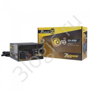Блок питания Bad Pack CORE GM-650 Gold SSR-650LM  RTL {5}