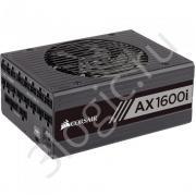 Блок питания AX1600i [CP-9020087-EU] 1600W 80 Plus Titanium, полностью модульный