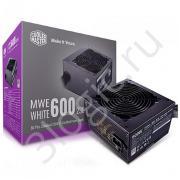 Блок питания Bad Pack MWE White 600 MPE-6001-ACABW-EU 230V 600W A/EU Cable RTL {5}