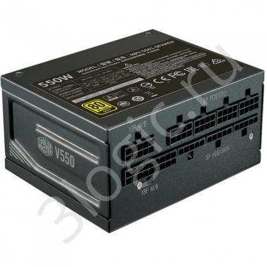 Блок питания Bad Pack V550  MPY-5501-SFHAGV-EU SFX Gold 550W A/EU Cable, RTL {5}