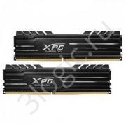 Модуль памяти 16GB ADATA DDR4 2666 DIMM XPG D10 Black Gaming Memory AX4U266638G16-DBG Non-ECC, CL16, 1.2V, Kit (2x8GB), RTL (462183)