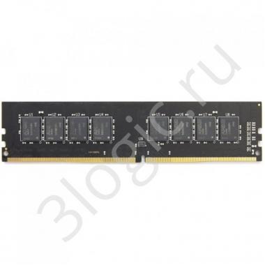 Модуль памяти 16GB AMD Radeon™ DDR4 2666 DIMM R7 Performance Series Black R7416G2606U2S-U Non-ECC, CL16, 1.2V, RTL (181791)