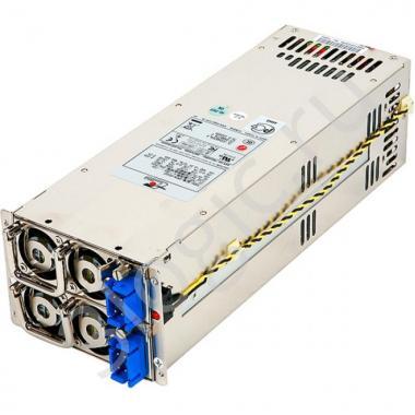 Блок питания DM2W-6500F/EPS 2U  двойной блок 500 w DC-DC