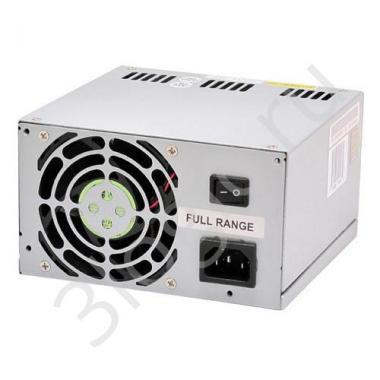 Блок питания FSP600-80PSA   600W, PS2/ATX (ШВГ=150*86*140mm),  80Plus Bronze,  ATX w/PFC, 80mm FAN, IPC/Server PSU, OEM {10}
