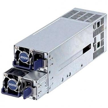 Блок питания FSP800-50ERS  800W 2U Redundant (1+1) (ШВГ=75,6*83,8*250мм), 80 Plus Platinum,  EPS, CRPS, MTBF(MIL-HDBK-217) 100,000 часов 2U,  (9PR8000209), OEM {8}