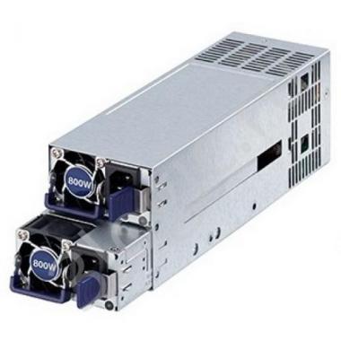 Блок питания 96PSR-A800WCR  (FSP800-50ERS) Advantech 800W,  2U Redundant (1+1) (ШВГ=75,6*83,8*217), 80+ Platinum