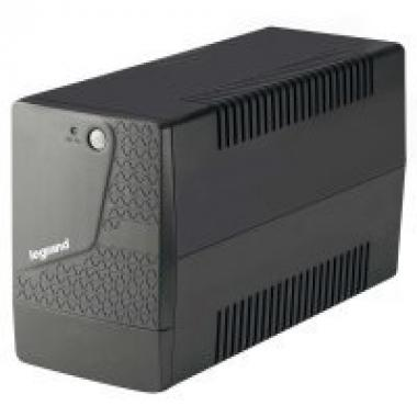 Источник бесперебойного питания QDP1500 1500VA/900W, 220V/50Hz, w/12v7ah*2, w/Germany input power cord w/SCHUKO* 4 outlets (only), USB port With CD LED {2}