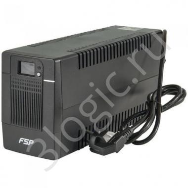 Источник бесперебойного питания QDV 850 800VA/480W, 220V/50Hz, w/12v7ah*1, w/Germany input power cord, w/SCHUKO*2 outlets (only), LED {4}