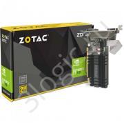 Видеокарта GT 710 Zone Edition 2GB DDR3 64bit DVI HDMI D-SUB (ZT-71302-20L) RTL {20}
