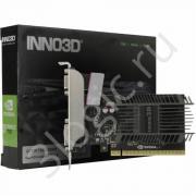 Видеокарта GT 710 1GB SDDR3 64-bit DVI HDMI (N710-1SDV-D3BX) RTL (425)