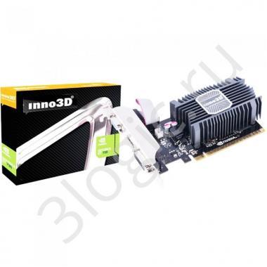 Видеокарта GT 730 2GB DDR3 64-bit DVI HDMI D-SUB (N730-1SDV-E3BX) RTL (315)