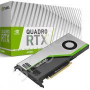 Видеокарта NVIDIA  Quadro RTX4000 (VCQRTX4000-PB) 8GB, GDDR6X, 256-bit, PCI-Ex16 Gen 3.0, SLI , HDCP 2.2, HEVC and HDMI 2.0b support, RTL {4}