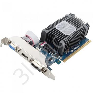 Видеокарта GT730 PCI Express 2GB SDDR3 64bit DVI VGA HDMI (N730-1SDV-E3BX OEM) (315)