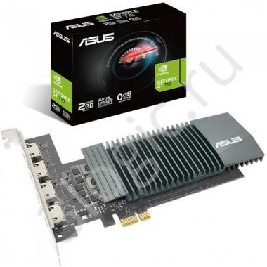 Видеокарта GT710-4H-SL-2GD5 GT 710 2GB GDDR5 64bit 4xHDMI RTL{20}