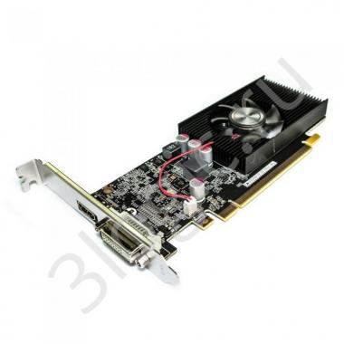 Видеокарта GT 1030  2GB GDDR5 64bit DVI HDMI (AF1030-2048D5L5-V2) RTL {30}