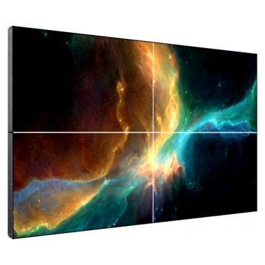 Видеостена 2х2 FPB 110″ из 4 панелей LCD Full HD