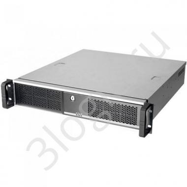 Корпус 2U RM24100-L2, BK CC1012,LOW PROFILE REAR WINDOW,W/TWO DOOR+FAN+PS2 PSU BKT,SINGLE(CHENBRO,SR/SK)    (RM24100H01*13054)