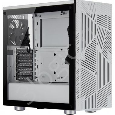 Корпус 275R Airflow CC-9011182-WW Tempered Glass Mid-Tower Gaming Case White