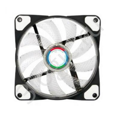 Вентилятор ACD-F1225HL3L-A 120mm, 12V-0.25A, Hydraulic, 1300rpm, 26.4dBA, 41.4CFM, LED, 3pin, RTL {100}
