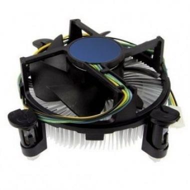 Вентилятор ACD-CD5L3-A Cooler, s.115x, TDP 65W, 2300rpm, 23.5dBA, push-pin, 3pin ,OEM {50}