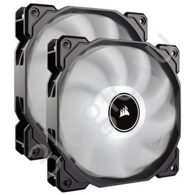 Вентилятор AF140 LED 2 pack [CO-9050088-WW]  , RTL {10}