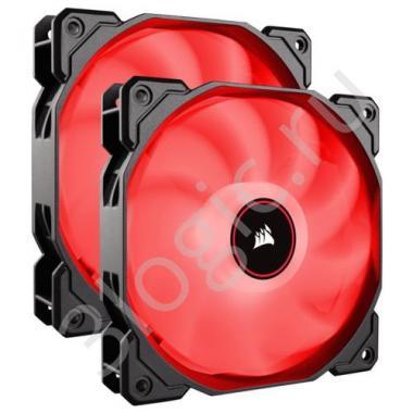 Вентилятор AF140 LED 2 pack   [CO-9050089-WW]  , RTL {10}