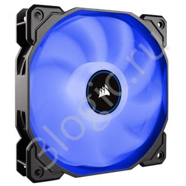 Вентилятор AF140 LED [CO-9050087-WW]  , RTL {10}