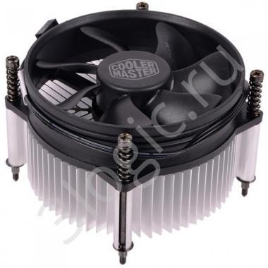 Вентилятор Bad Pack i50, Standard Intel cooler [RH-I50-20FK-R1 bp]  60mm, 2000RPM fan, 95 x 95 x 60mm, Socket LGA 115X, 84W (344)