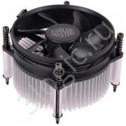 Вентилятор Bad Pack i50, Standard Intel cooler [RH-I50-20FK-R1 bp]  60mm, 2000RPM fan, 95 x 95 x 60mm, Socket LGA 115X, 84W (344)