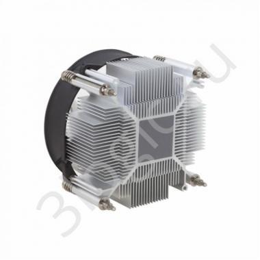 Вентилятор AS-GH115X-1UC Low profile, s.115x, TDP 95W, 95*95*31mm(AL+CU), 900~2900RPM, 13-39.27dB(A), Cable length: 280mm, PWM, OEM
