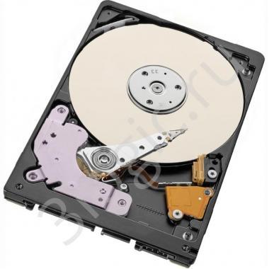 Жесткий диск 2,5'' 500GB WD5000LPCX  SATA3,6Gb/S, Cache 16Mb, 5400rpm {50}