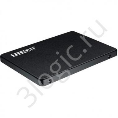 "Жесткий диск 2.5"" 120GB LiteON MU 3 Client SSD PH6-CE120 SATA 6Gb/s, 560/460, IOPS 67/78K, MTBF 1.5M, 3D TLC, DRAM less, RTL {30} (000319/870591)"