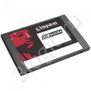 """Жесткий диск 2.5"""" 1920GB Kingston DC500M Enterprise SSD SEDC500M/1920G SATA 6Gb/s, 555/520, IOPS 98/75K, MTBF 2M, 3D TLC, 4555TBW, 1.3DWPD, 24/7, RTL (291438)"""