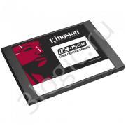 """Жесткий диск 2.5"""" 1920GB Kingston DC450R Enterprise SSD SEDC450R/1920G SATA 6Gb/s, 560/530, IOPS 99/28K, MTBF 2M, 3D TLC, 1301TBW, 0.3DWPD, 24/7, RTL (299694)"""