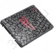 "Жесткий диск 2.5"" 128GB Apacer AS350 Panther Client SSD AP128GAS350-1 SATA 6Gb/s, 560/540, IOPS 65/82K, MTBF 1.5M, 3D TLC, 32MB, 75TBW, 0,54DWPD, RTL, (916952)"