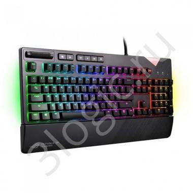 Клавиатура XA01 ROG STRIX, KB, CHERRY, RGB RTL {4}