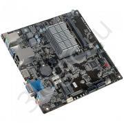 Материнская плата с ЦПУ APLD-I (ATX) J3455, Intel® Quad-Core Celeron®J3455 (2.3 GHz), 1xDDR3-1600 SO-DIMM, HDMI+DP, 2xSATA3, 1xM.2, 6 Ch Audio, GLan, (2+4)xUSB2.0, (2+2)xUSB3.0, 2xPS/2, Mini-ITX,  {}