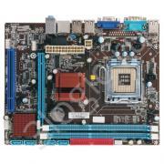 Материнская плата G41CPL3, Socket 775, Intel®G41+ICH7, 2xDDR3-1333, D-SUB, 1xPCI-Ex16, 1xPCI, 4xSATA2, 1xIDE, 6 Ch Audio, GLan, (6+2)xUSB2.0, COM, mATX, RTL {20}