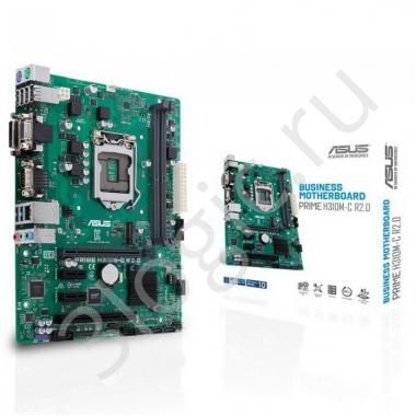 Материнская плата PRIME H310M-C R2.0 LGA1151,H310,LPT,COM,PCI,3M,MB RTL {10}